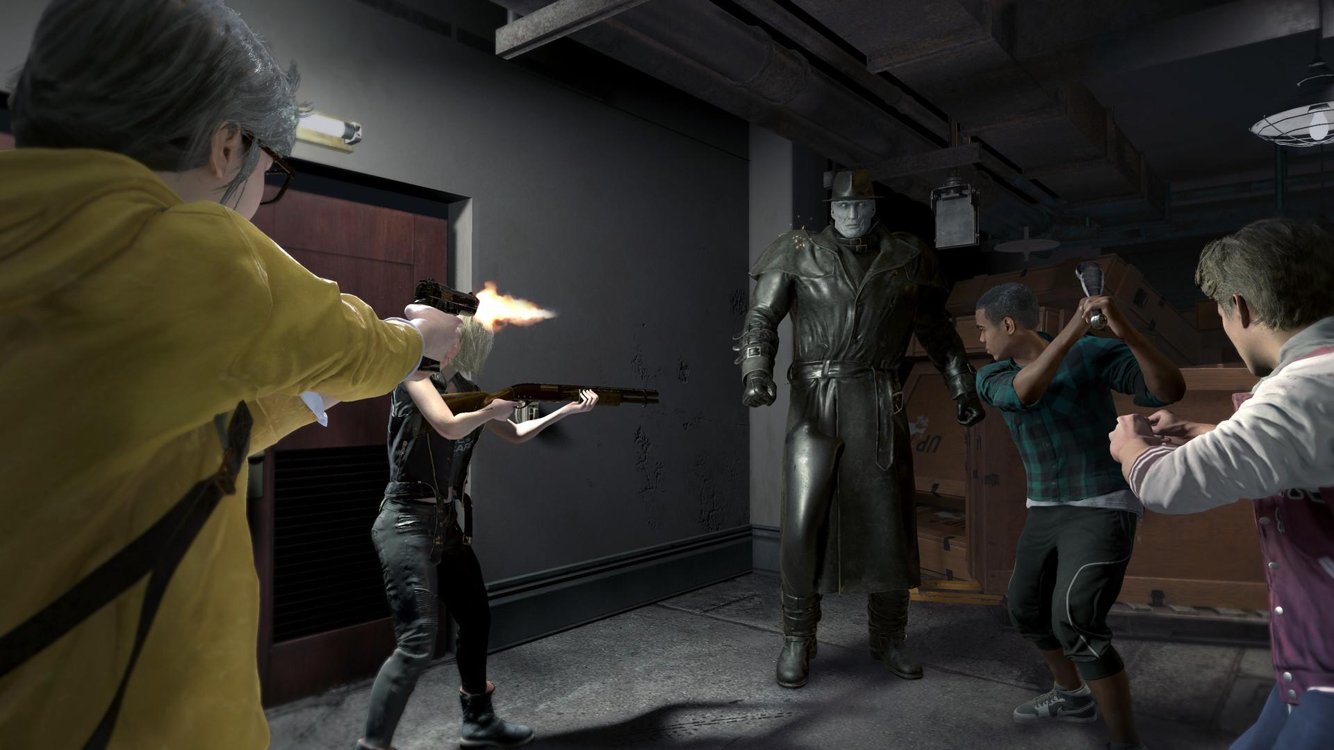 Resident Evil Resistance Mr X