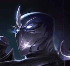 Shen Cropped Shot League of Legends