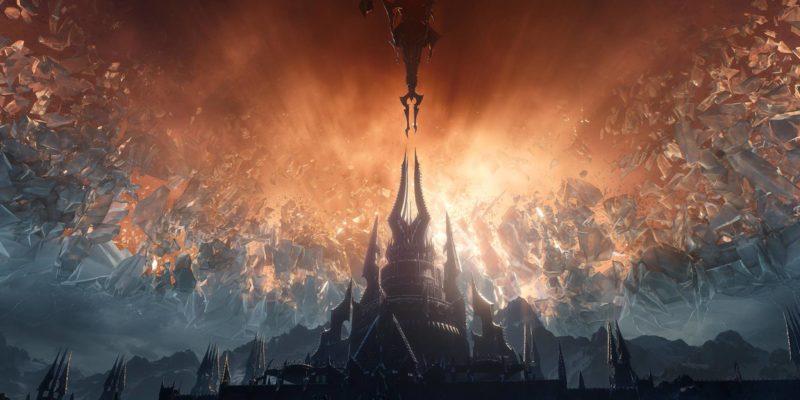 blizzard interviews shadows rising world of warcraft: shadowlands prequel novel