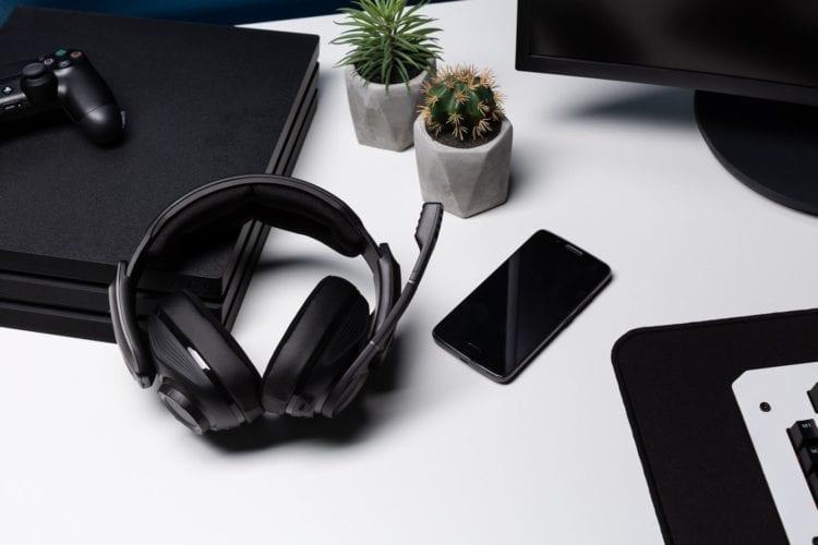 Sennheiser GSP 670 headset review