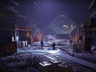 Seraph Bunkers Edz Seraph Bunker Upgrades Guide Destiny 2 Season Of The Worthy