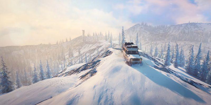 Snowrunner Feature
