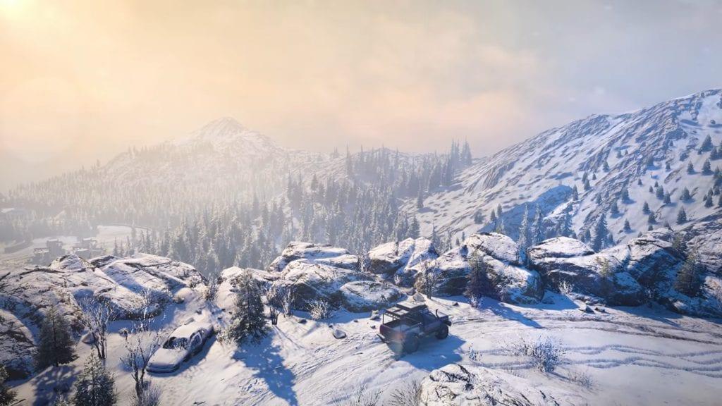 Snowrunner 1
