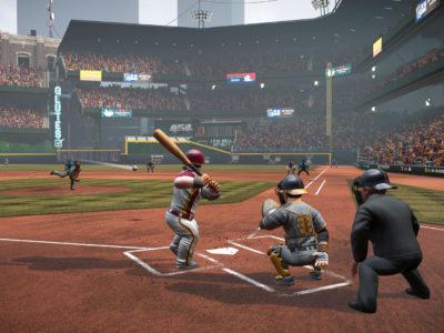 Super Mega Baseball 3 Announcement Trailer April Release