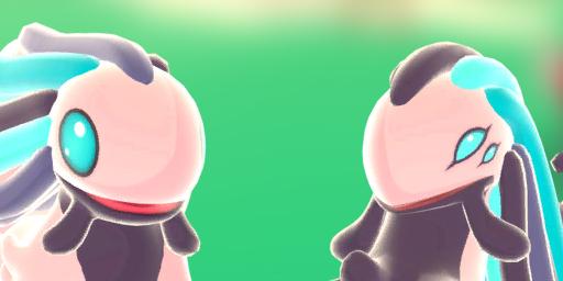 Temtem Luma Toxolotl And Noxolotl