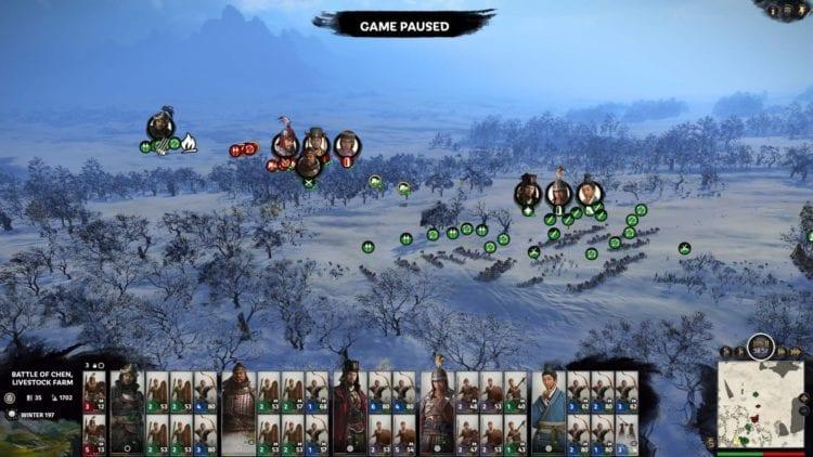 Total War Three Kingdoms A World Betrayed Cao Cao Guide Yuan Shu Battle