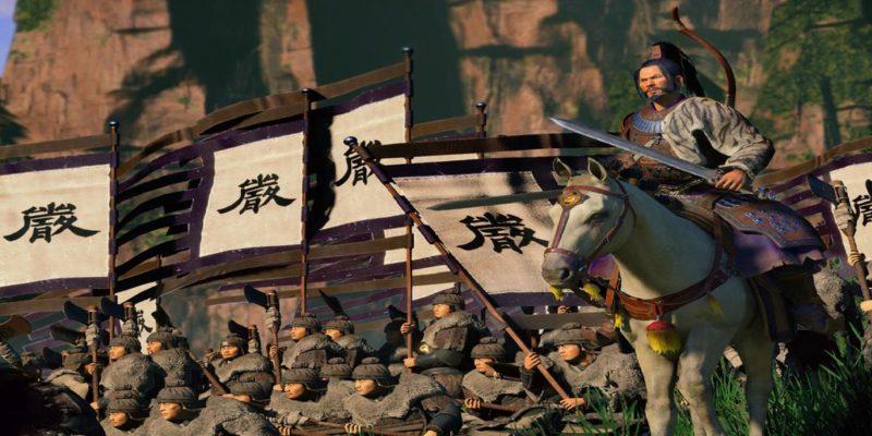 Total War Three Kingdoms A World Betrayed Yan Baihu Faction Guide Bandit Factions Zheng Jiang Zhang Yan White Tiger Bandit Network 1