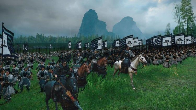 Total War Three Kingdoms A World Betrayed Yan Baihu Faction Guide Bandit Factions Zheng Jiang Zhang Yan White Tiger Bandit Network 2