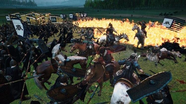 Total War Three Kingdoms A World Betrayed Yan Baihu Faction Guide Bandit Factions Zheng Jiang Zhang Yan White Tiger Bandit Network 5