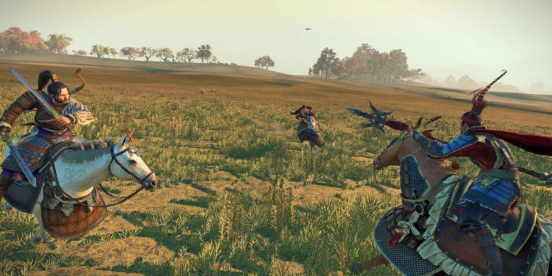 Total War Three Kingdoms A World Betrayed Guides And Features Hub Lu Bu Sun Ce Yan Baihu