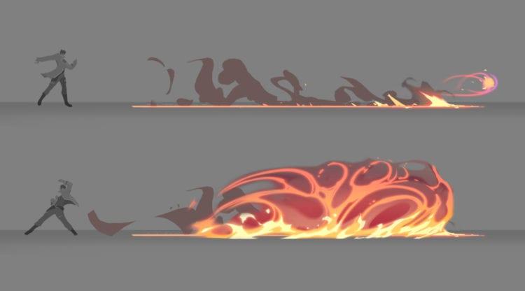Valorant Phoenix Blaze Ability