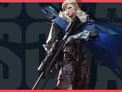 Riot Games Valorant Agent Sova
