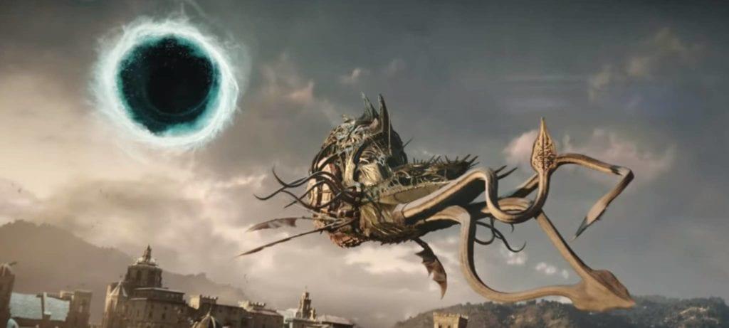 Baldur's Gate 3 Mind Flayer Nautilus
