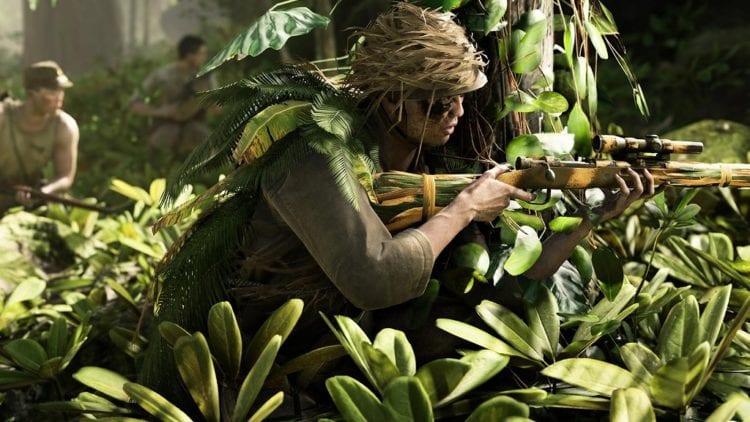 Battlefield 5 Into The Jungle