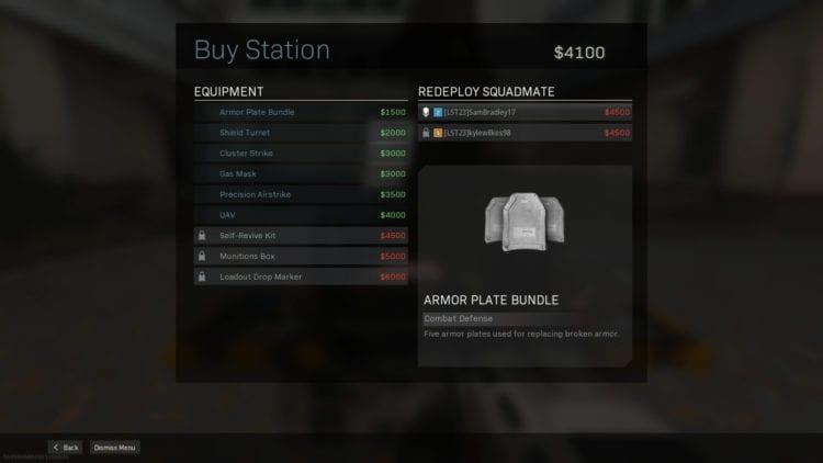 Buy Station