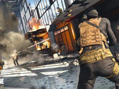Call Of Duty Warzone Battle Royale Battle Screen 2 f2p free