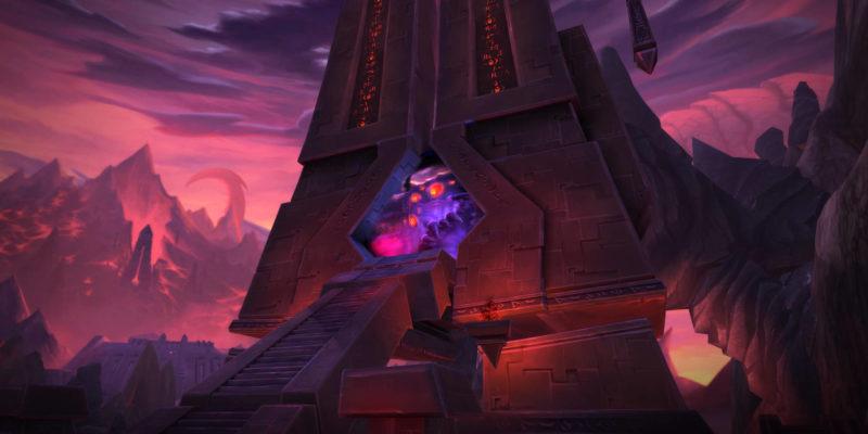 Nyalotha World of Warcraft: Echoes of Ny'alotha explained Heart of Azeroth
