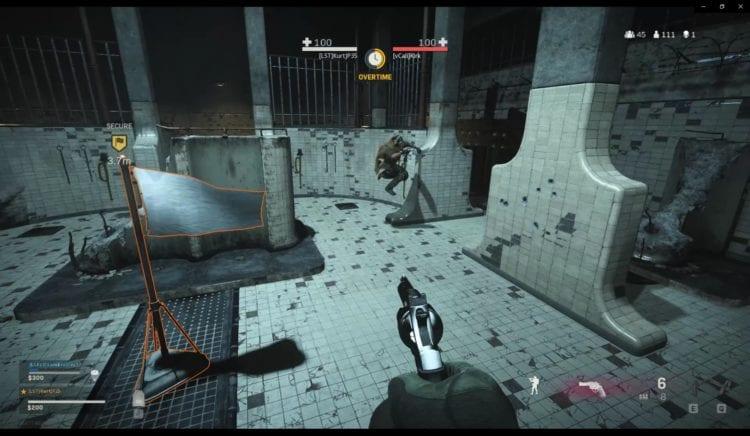 Warzone Gulag pistol round