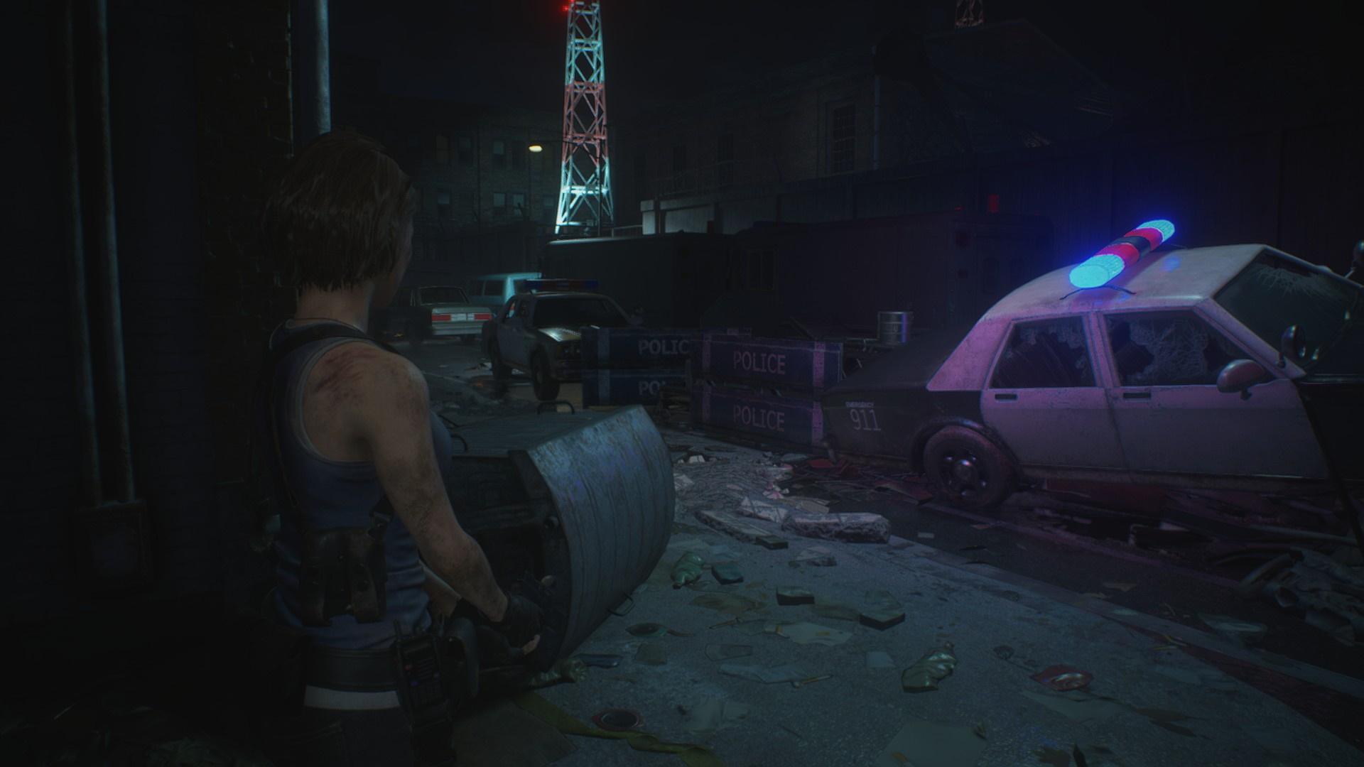 Resident Evil 3 9