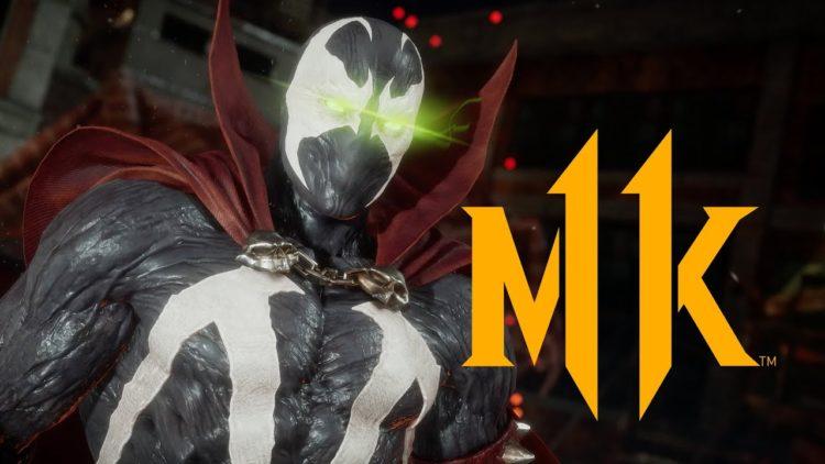 Spawn Mortal Kombat 11 story teaser event