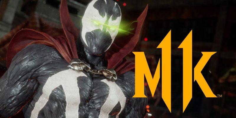 Spawn Mortal Kombat 11 Gameplay Reveal