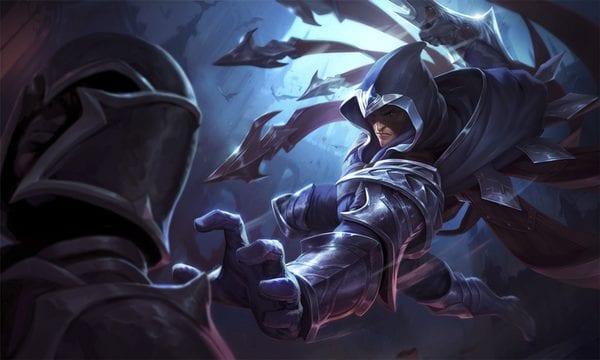 Talon Season 10 League of Legends