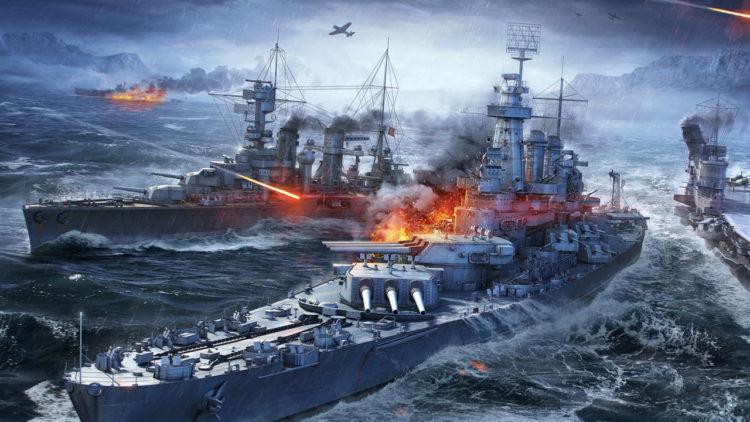 World Of Warships 0.92 european destroyers