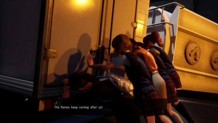 Disaster Report 4: Summer Memories review PC Granzella NIS America