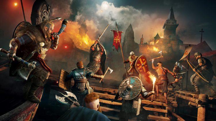 Ubisoft canceled rpg king arthur