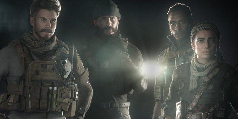 Call Of Duty Modern Warfare Season Three Teases Return Of Familiar Hero