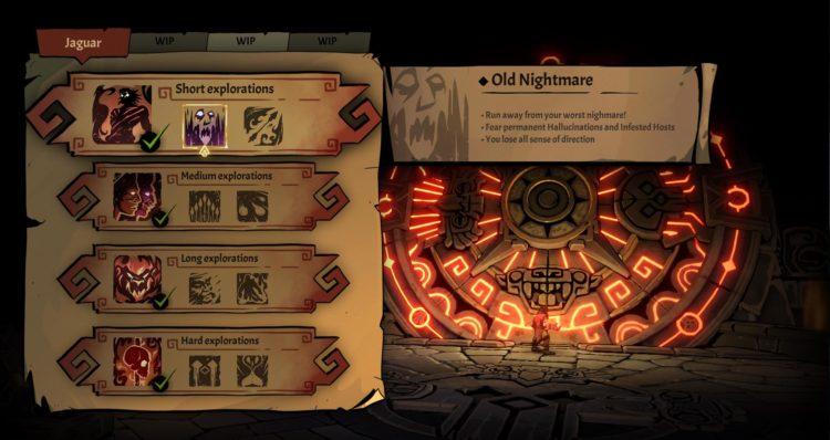 Curse Of The Dead Gods The Cursed Temple Eternal Curses Mode update