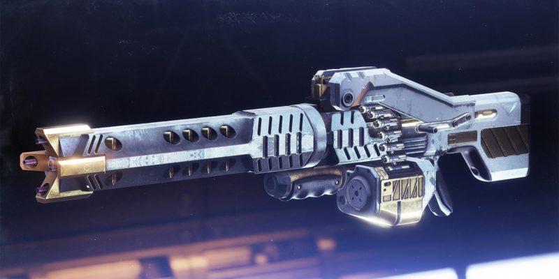Destiny 2 Guardian Games Event Heir Apparent Exotic Machine Gun Class Act Triumph