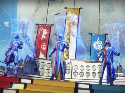 Destiny 2 Guardian Games Event Guide Medals Laurels