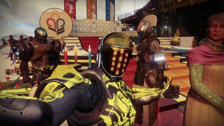 Destiny 2 Guardian Games Event Guide Medals Laurels Eva
