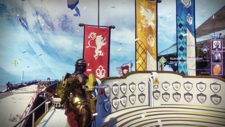 Destiny 2 Guardian Games Event Guide Medals Laurels Podium