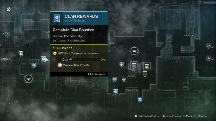 Destiny 2 Update 2.8.1 Emblem Stat Tracker, Pinnacle Rewards Pinnacle Drops Power Level 2
