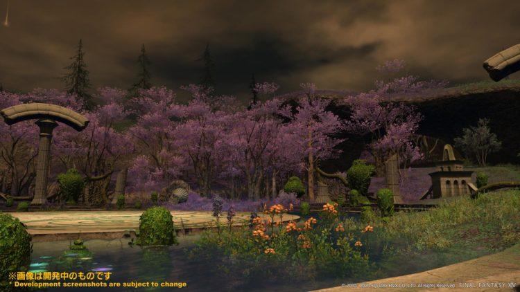 Final Fantasy 14 5.3 new area
