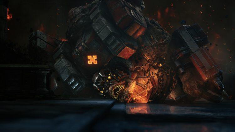 Gears Tactics Brumak Boss Fight Guide Dead