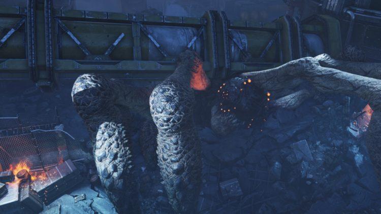 Gears Tactics Corpser Boss Fight Guide Dead