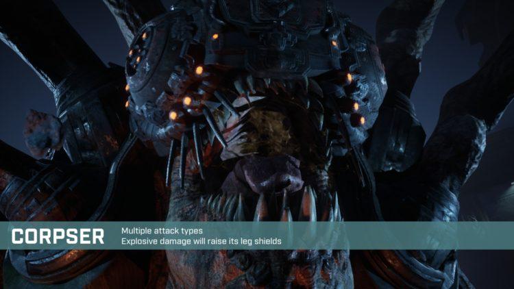 Gears Tactics Corpser Boss Fight Guide Start 1