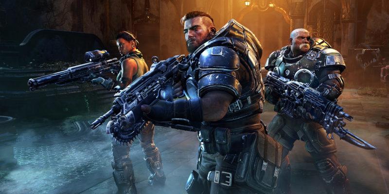 Gears Tactics Review Gears Of War Spinoff