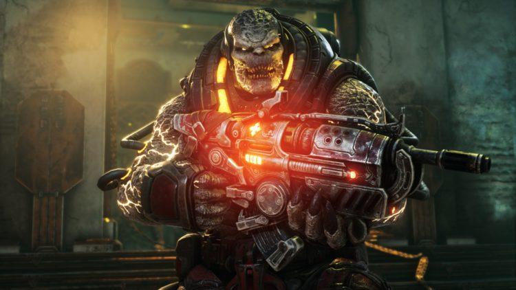 Gears Tactics Review Gears Of War Spinoff Locust Horde Enemy Disciple