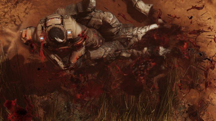Gears Tactics Обзор Gears Of War Выполнение Spinoff