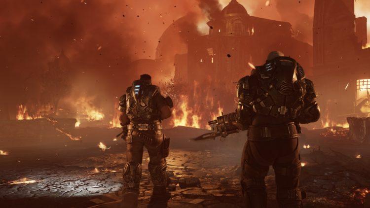Gears Tactics Review Gears Of War Spinoff Start