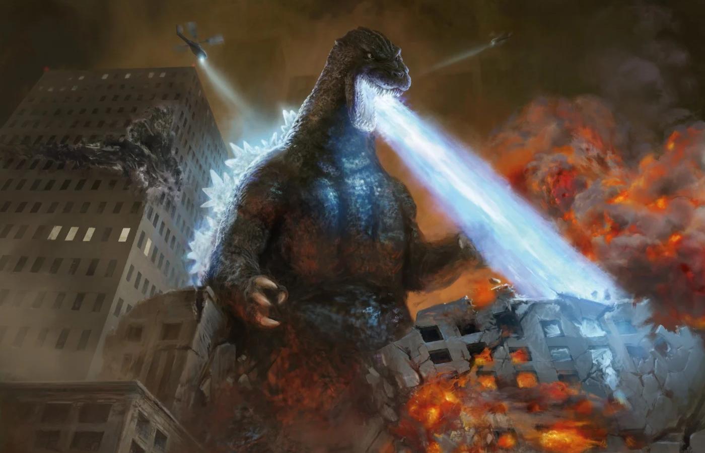 Godzilla set to invade Magic: The Gathering Ikoria: Lair of Behemoths MTG MTGA Magic: The Gathering Arena
