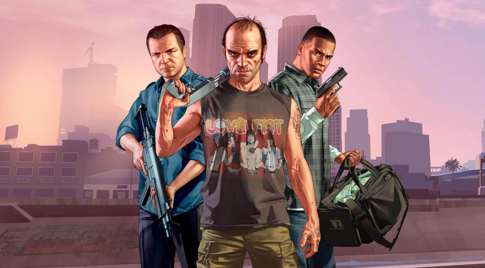 Rockstar Grand Theft Auto 6