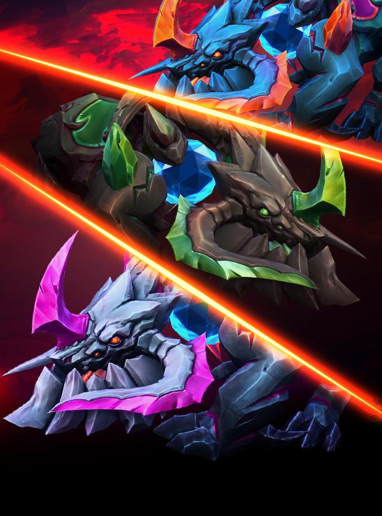 Heroes Of The Storm Dark Nexus Beast Mount