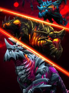 Heroes Of The Storm Dark Nexus Deathwing Skins