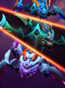Heroes Of The Storm Dark Nexus Fenix Skins