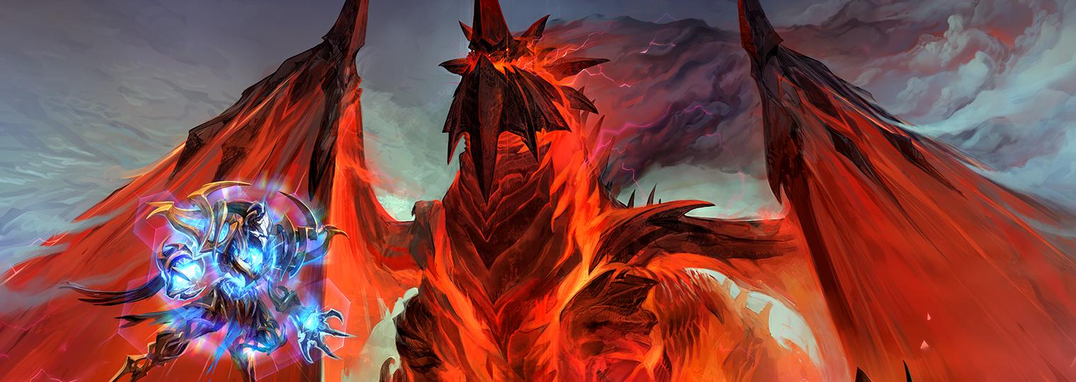 HeroesStorm DarkNexus Event